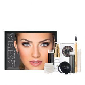 Lashista® Cleanse & Style Kit Image